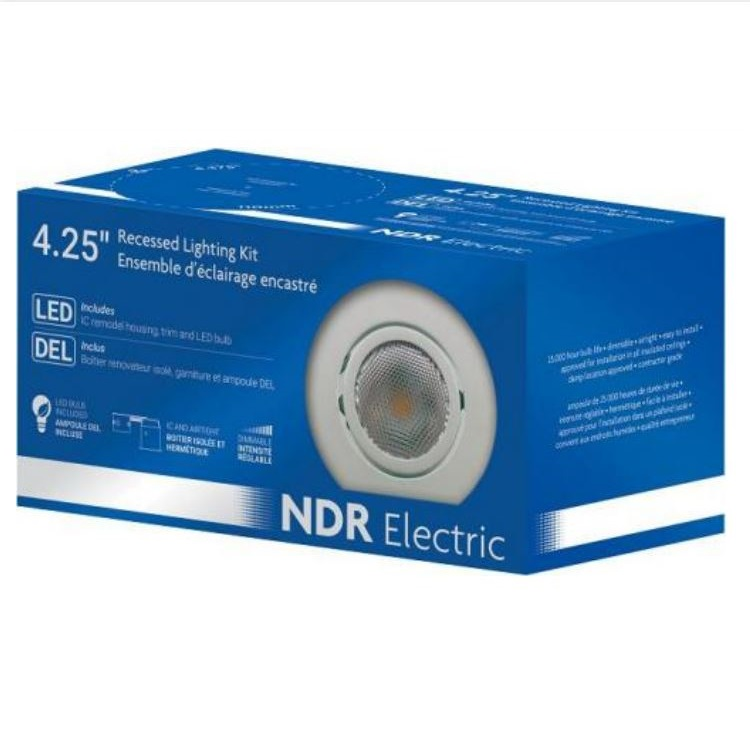 NDR Electric KRS1350-WH